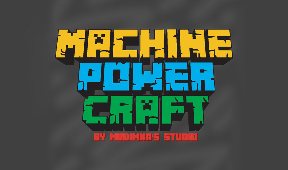 Machine Power Craft для Minecraft 1.10.2 - мод на генераторы электричества