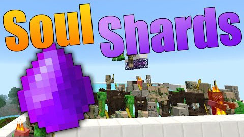 Soul Shards: The Old Ways для Minecraft 1.8.9 - мод на души мобов