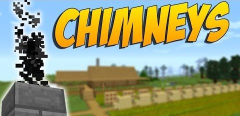 Advanced Chimneys для Minecraft 1.11.2 - мод на дымоход